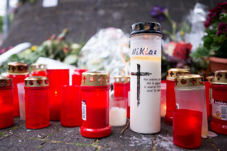 Gedenken an Niklas