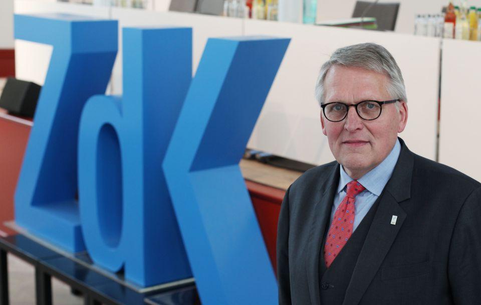 ZdK-Chef und CDU-Funktionär Thomas Sternberg