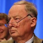 Alexander Gauland: Scharfe Kritik an den Großkirchen Foto: JF