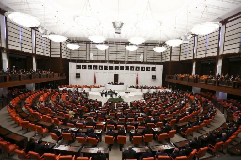 Tuerkisches Parlament