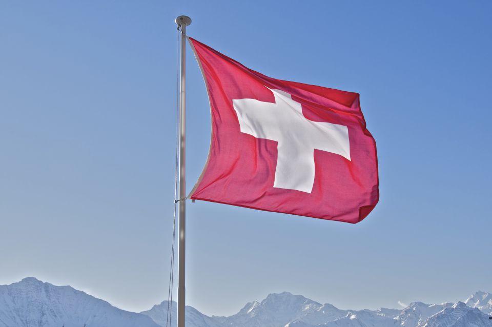 Schweizer Fahne