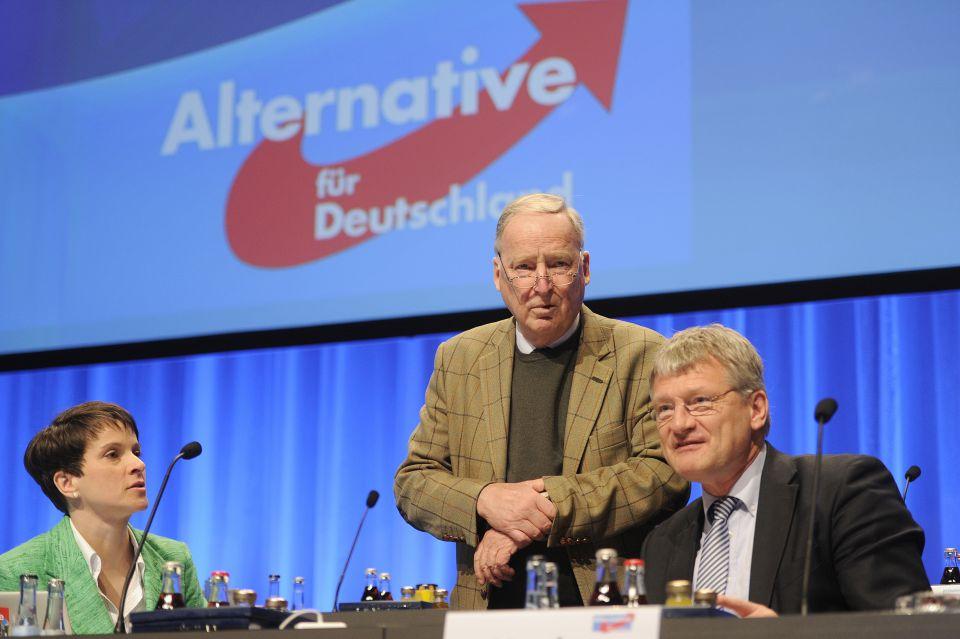 Alexander Gauland und Jörg Meuthen