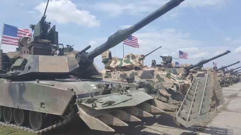 Amerikanische Panzer