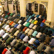 Moslems in Berlin: Feiern Ramadan Foto: picture alliance / abaca