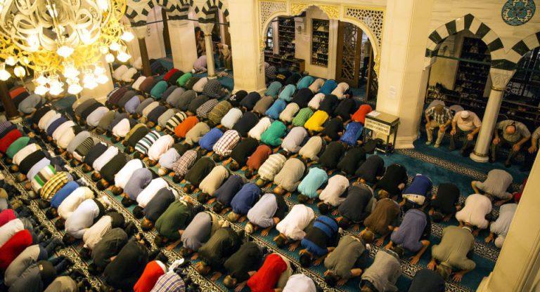 Moslems in Berlin