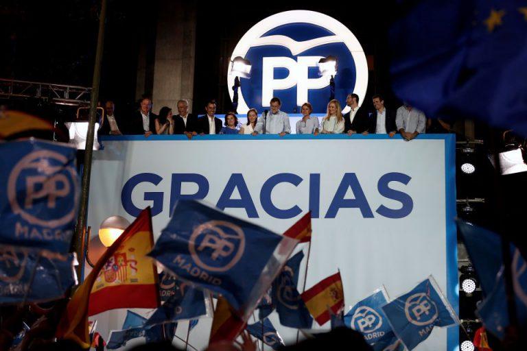 Parteispitze der PP