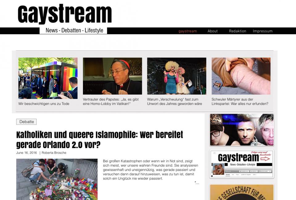 Gaystream