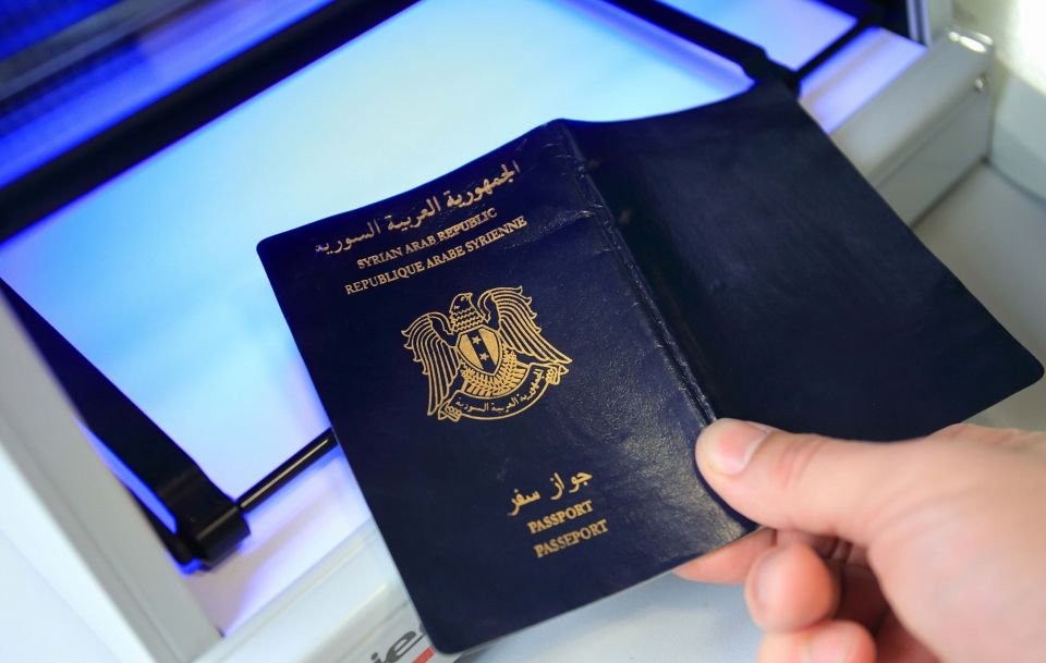 Syrischer Pass