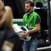 Polizeieinsatz in München nach Amoklauf Foto: Picture-Alliance/Tobias Hase