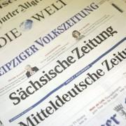 Sächische Zeitung: DJV empört Foto: dpa
