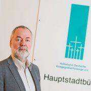 Leiter des Volksbundes Deutsche Kriegsgräberfürsorge, Markus Meckel: Über 20 Millionen Euro Schulden Foto: picture alliance / dpa