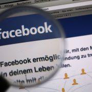 """Facebook-Seite unter der Lupe: Asylkritiker pauschal als """"rassistischer Hetzer"""" verunglimpft Foto: picture alliance / dpa"""