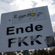 Ende FKK: Einwanderung bedroht deutsches Kulturgut Foto: dpa