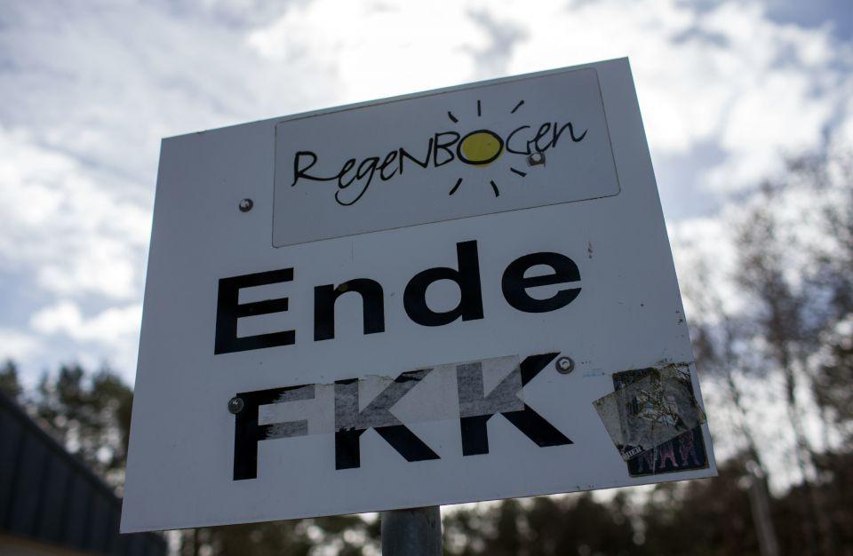 Ende FKK