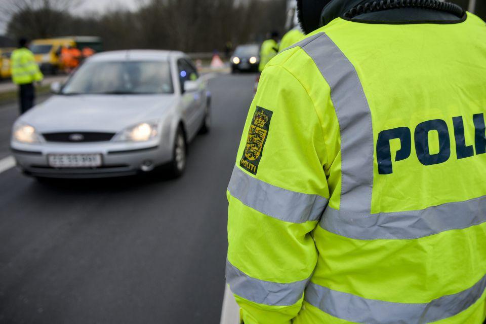 Dänische Polizei