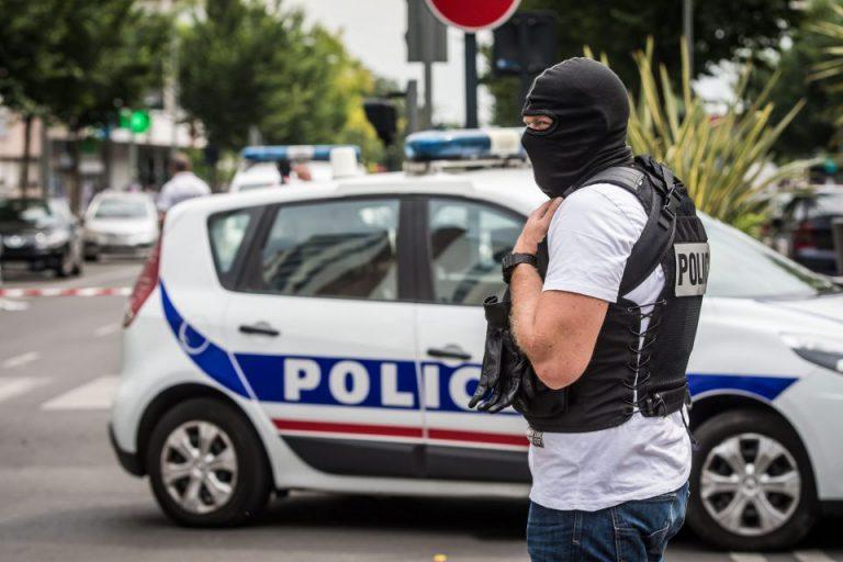 Französische Polizei