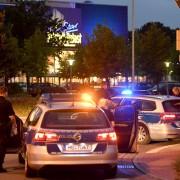 Großeinsatz der Polizei in Bermen Foto: Picture Alliance / dpa