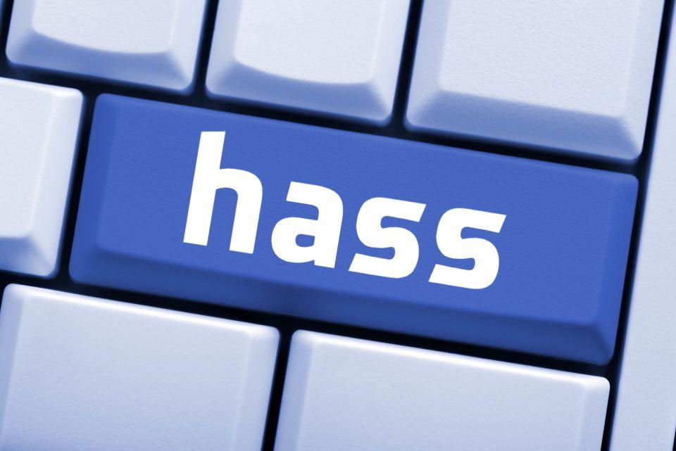 Kampf gegen Haßpostings im Internet Foto: picture alliance/Bildagentur-online