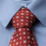 Krawatte: Verschwindet Foto: dpa