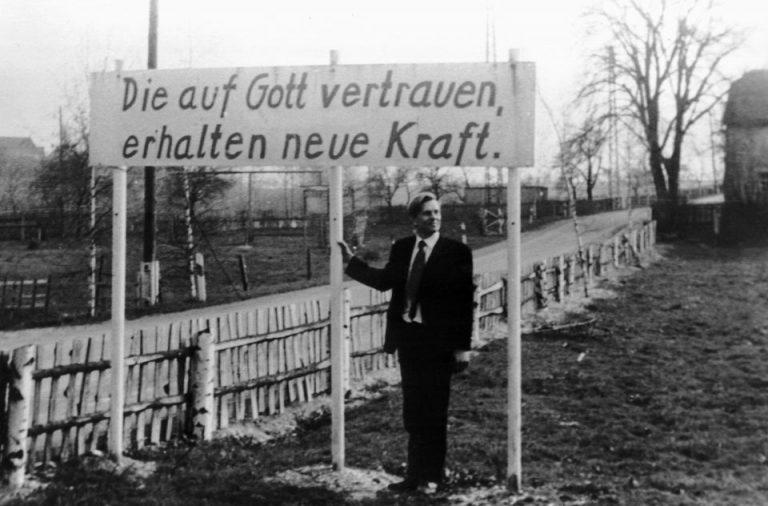 Oskar Brüsewitz (1971)