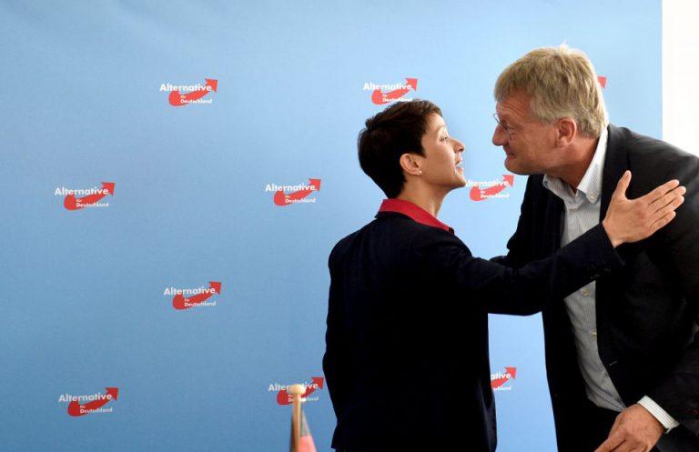 Frauke Petry und Jörg Meuthen