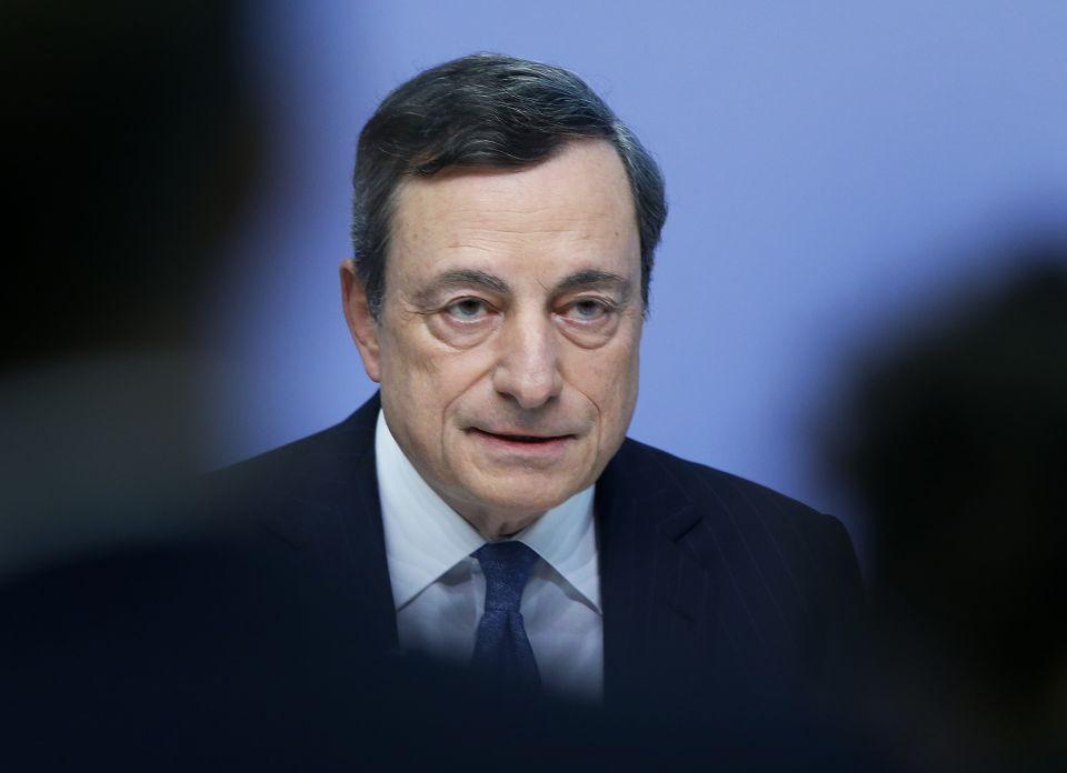Marioa Draghi