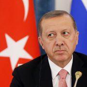Türkeis Staatschef Recep Tayyip Erdoğan: Die realen Kräfteverhältnisse auf den Kopf gestellt Foto:  picture alliance / ZUMA Press