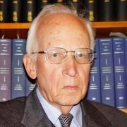 Ernst Nolte 1923 - 2016 Foto: JF