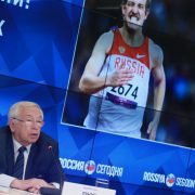 Wladimir Lukin, Präsident des Russischen Paralympischen Kommitees Foto: picture alliance / dpa