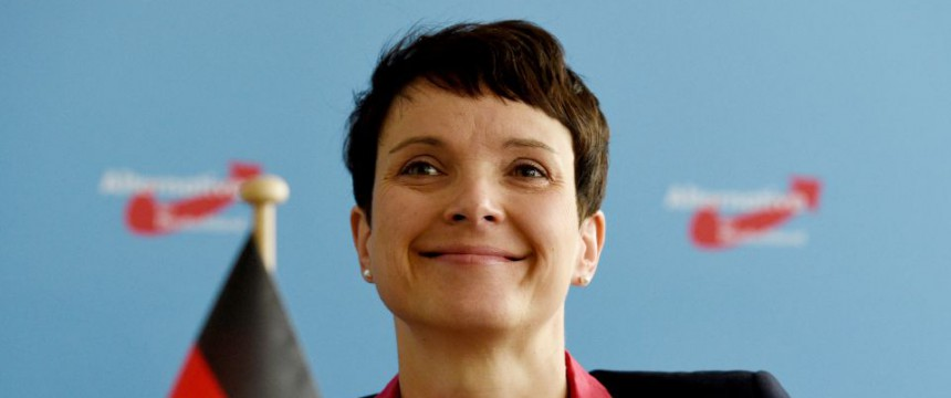 Frauke Petry (AfD) Foto: picture alliance / dpa