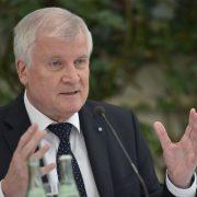 Bayerns Ministerpräsident Horst Seehofer Foto: picture alliance / dpa