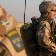 Schwedische Soldaten: Auch Frauen sollen in die Armee eingezogen werden Foto: dpa