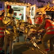 Opfer der Anschläge am 11. November: Attentäter kamen über Ungarn Foto: picture alliance/dpa