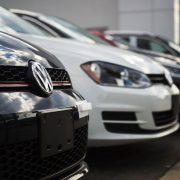 VW: Die EU-Kommission will den Autobauer nun mit Klagen eindecken Foto: picture alliance / dpa