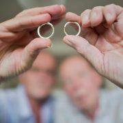 "Homo-Ehe: ""Offizielle kirchliche Amtshandlung"" Foto: dpa"