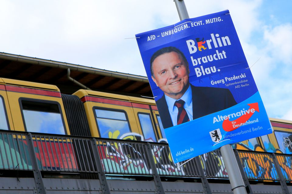 AfD-Wahlkampf