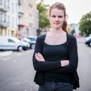 Jenna Behrends: Sorgt mit Vorwürfen für Sexismus-Debatte Foto: dpa