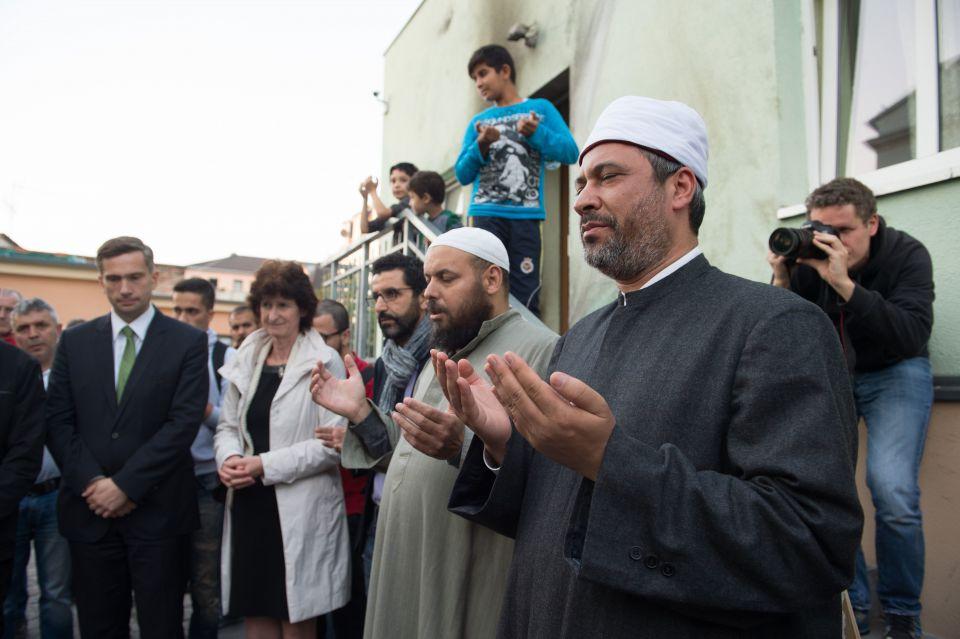 Moschee in Dresden