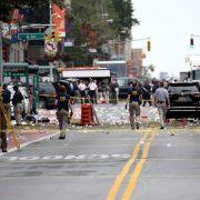 Die Bombe war in einer Mülltonne in einem beliebten Ausgehviertel versteckt Foto: picture alliance / abaca