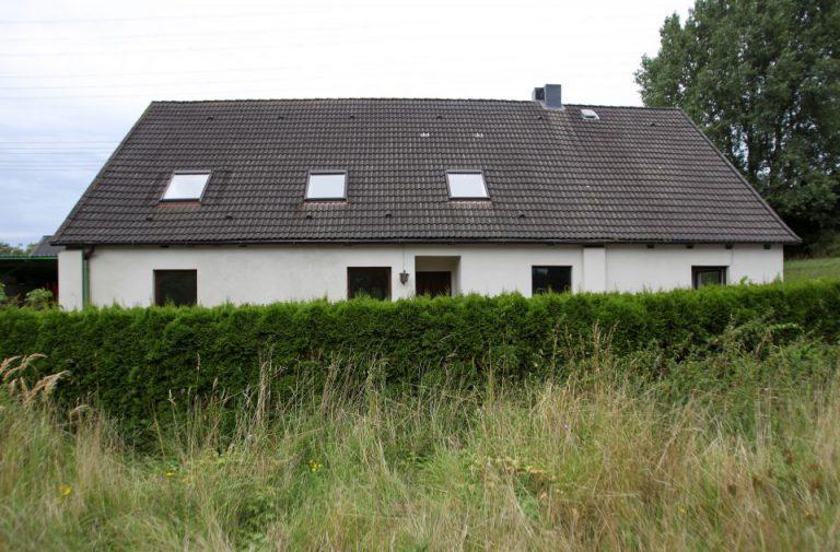 Leerstehendes Wohnhaus