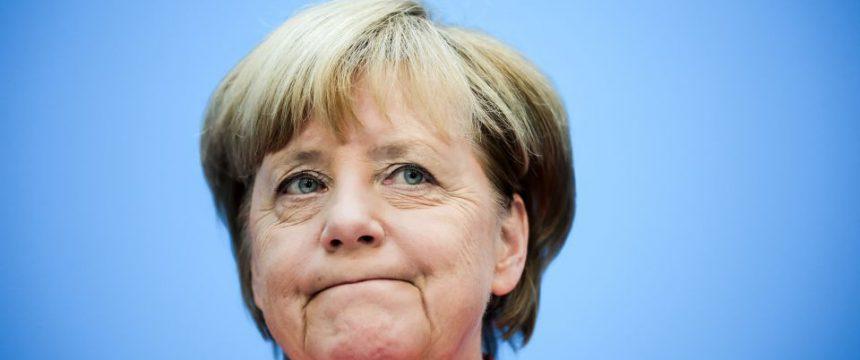 Bundeskanzlerin Angela Merkel (CDU) Foto: picture alliance / dpa