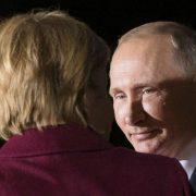 Wladimir Putin: Sechs Prozent der Deutschen sehen Beziehungen mit Rußland als gut Foto: picture alliance / NurPhoto