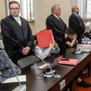 Angeklagte: Urteil wird auf Rechtsmittel überprüft Foto: dpa