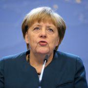 Angela Merkel: AfD ist eine Nein-Sager-Partei Foto: picture alliance / abaca