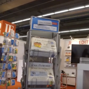 JUNGE FREIHEIT auf der Frankfurter Buchmesse 2016 Foto: Screenshot JF-TV