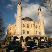 Centrum Moschee in Rendsburg Foto: picture alliance/dpa