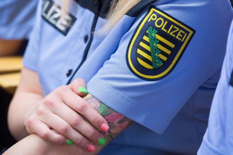 Polizei Sachsen