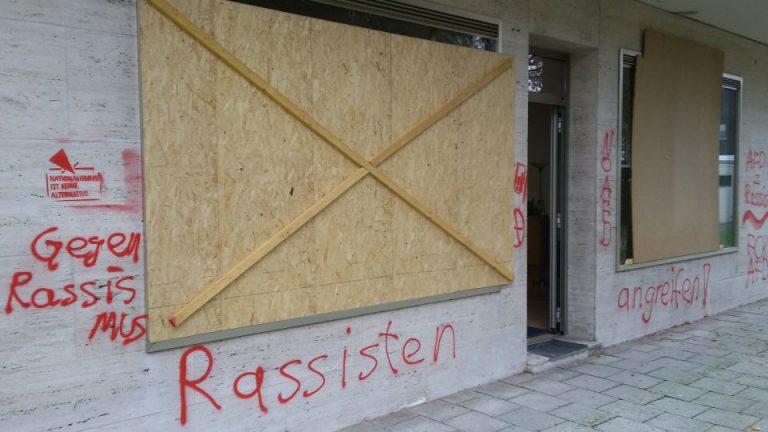 AfD-Büro in Bayern