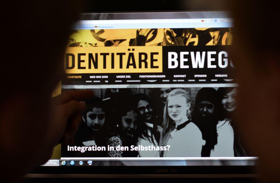 """""""Identitäre Bewegung"""""""