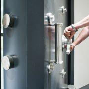 Tresorraum: Immer mehr Schweizer Firmen lagern Geld bei professionellen Anbietern Foto: picture alliance/Keystone